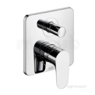 Hansgrohe Axor Products -  Ax Citterio M Bath Mxier Conc.f-set Chr.