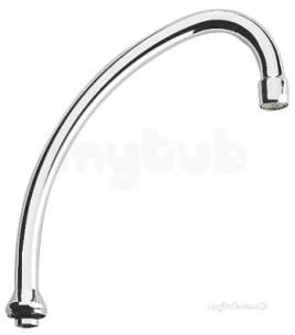 Grohe Tec Brassware -  Grohe Spout 13070000