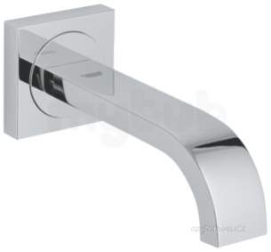 Grohe Tec Brassware -  Grohe Allure Bath Spout Exposed 13264000