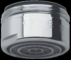 Grohe Tec Brassware -  Grohe Flow Control 13929000