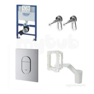 Grohe Commercial Products -  Grohe Rapid Sl Arena 4in1 0.82m Fresh