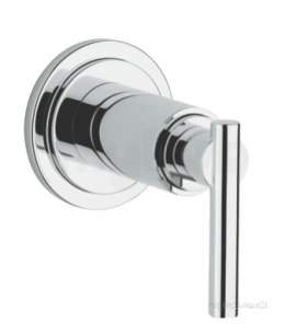 Grohe Shower Valves -  Atrio Jota Volume Control Trim 19088000