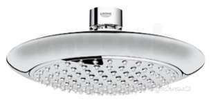 Grohe Shower Valves -  Grohe 27438 Rsh Solo Shower Head 9.4l