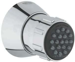 Grohe Shower Valves -  Relexa Cosmopolitan Side Shower 28286000