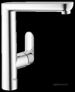 Grohe Kitchen Brassware -  Grohe K7 Ohm Sink Swivl Spout Supersteel