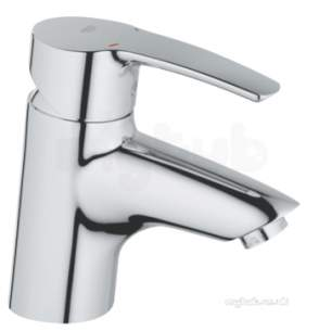 Grohe Tec Brassware -  Eurostyle Ohm Basin 3/8 Inch Smooth Body 32468001