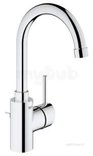 Grohe Tec Brassware -  Concetto Ohm Basin High Spout 32629001