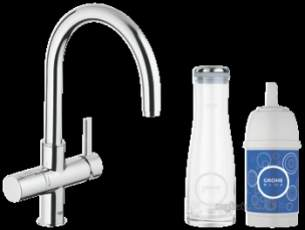 Grohe Kitchen Brassware -  Grohe Blue 31087 Filter Tap Starter Pack