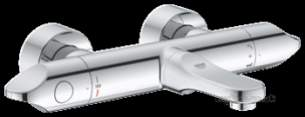 Grohe Tec Brassware -  Veris 34327 Veris Thm Bath Exposed