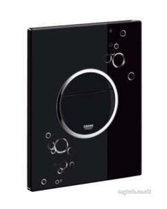 Grohe Commercial Products -  Nova 38847 Cosmo Circles Cp/black