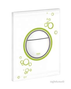 Grohe Commercial Products -  Nova 38847 Cosmo Circles White/green
