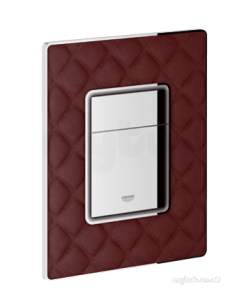 Grohe Commercial Products -  Skate Cosmopolitan Leather Wc Plate 38913xm0