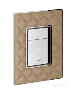 Grohe Commercial Products -  Skate Cosmopolitan Leather Wc Plate 38913xp0