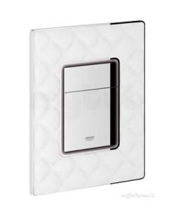 Grohe Commercial Products -  Skate Cosmopolitan Leather Wc Plate 38913xr0