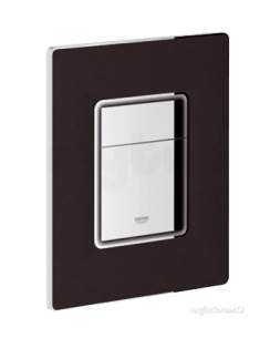 Grohe Commercial Products -  Skate Cosmopolitan Leather Wc Plate 38914xn0