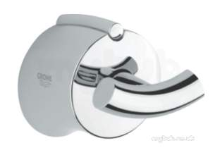 Grohe Tec Brassware -  Grohe Tenso Robe Hook 40295000
