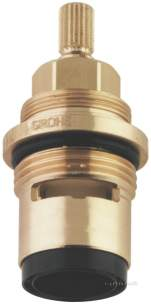 Grohe Tec Brassware -  Grohe Headpart 45888000