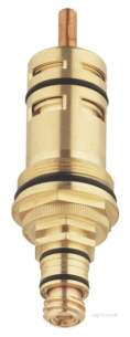Grohe Tec Brassware -  Grohe Thermo-element 3/4 47658000