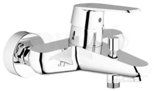 Grohe Tec Brassware -  Eurodisc Cosmopolitan Ohm Bath Exposed 33390002