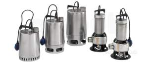 Grundfos Submersible Sump Pumps -  Unilift Ap35/40/08/1 1ph Sub Sump Pump 96001894