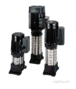 Grundfos Industrial Products -  Grundfos Chv 4-40 Booster Set 1ph 96436359