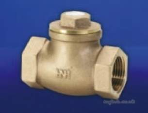 Hattersley Std Valves -  Hnh-1013 Bsp Bronze Lift Check Valve 15