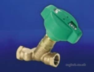 Hattersley Top Valves -  Hnh 1432 Bz Double Regulating Valve 40