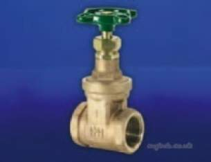 Hattersley Top Valves -  Hnh-33x Bsp Bronze Gate Valve Pn20 65