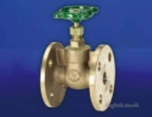 Hattersley Std Valves -  Hnh-35pn16 Flanged Bronze Gate Valve 32