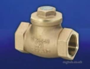 Hattersley Std Valves -  Hnh-42 Bsp Bronze Lift Check Valve 40