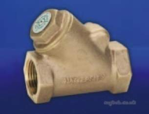 Hattersley Std Valves -  Hnh-48 Bsp Bronze Swing Check Valve 32