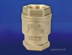 Hattersley Std Valves -  Hnh-49 Bsp Bz Vert. Lift Check Valve 40