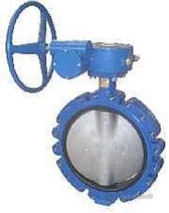 Hattersley Std Valves -  Hnh C4970g Butterfly Valve 100 100mc4970jndmg