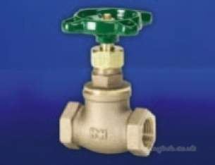 Hattersley Std Valves -  Hnh-5n Bsp Bronze Needle Globe Valve 15