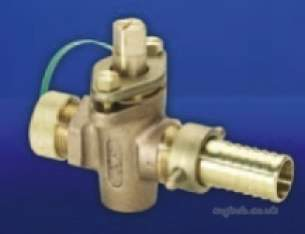 Hattersley Top Valves -  Hattersley Hnh-81hu Bronze Cock 40