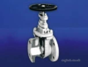 Hattersley Std Valves -  Hattersley Hnh M540 Pn25 Gate Valve 125