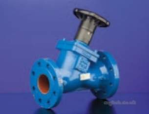 Hattersley Top Valves -  Hnh M733dr-pn16 Double Reg Valve Np 200