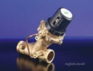 Hattersley Non Project Valves -  Hnh F300 Bronze Flow Mounted Dpcv 50