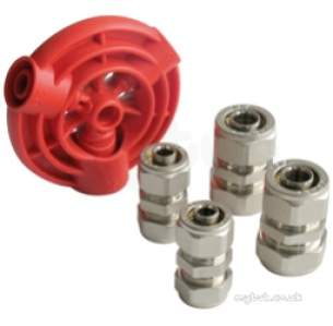 Henco Mlcp Multilayer Pipe System -  Pegler Yorkshire Henco H650 Mlcp Repair Kit