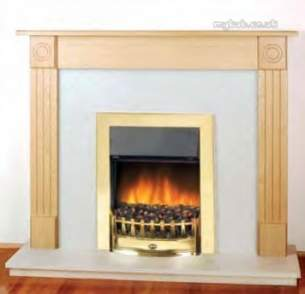 Dimplex Electric Fires -  Dimplex Highgrove Fire Suite Hrv20nole
