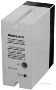 Honeywell R4343e 1014 230v Power Tube Relay