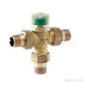 Honeywell Domestic Controls and Programmers -  Honeywell Tm200-3/4a Mxg Valve 3/4 Inch Mi Ftg