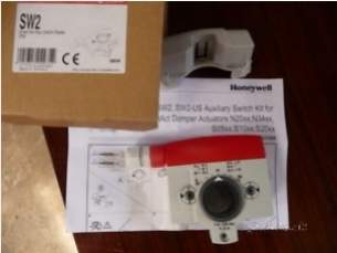 Honeywell Commercial HVAC Controls -  Honeywell Sw2 Auxillary Switches 2 Spdt