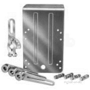 Honeywell Control Systems -  Honeywell Q605a 1070 Mounting Kit