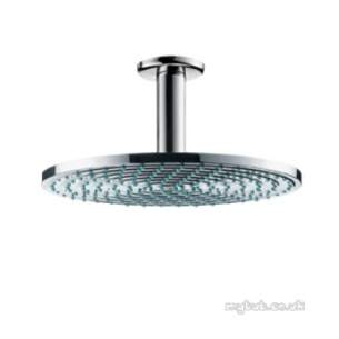 Grohe Shower Valves -  Hansgrohe Raindance Air Ceiling Mtd Shower Head