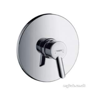 Hansgrohe Showering -  Hansgrohe Focus S Shower Mixer Conc.f-set Ch