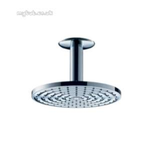Grohe Shower Valves -  Grohe 27472000 Chrome Rainshower Thermostatic Shower Mixer Swivel 450mm Shower Arm