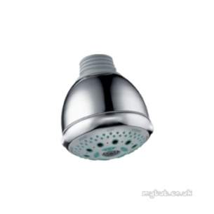 Hansgrohe Showering -  Aktiva A8 Overhead Shower Ex Arm Chrome