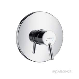 Hansgrohe Showering -  Talis S Conc Single Lvr Bath Or Shower Mixer