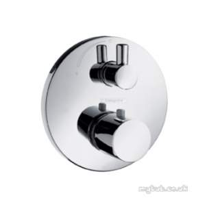 Hansgrohe Showering -  Hansgrohe 15701 Finish Set For Therm Mixer Cp
